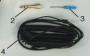 WXX1593 kit cable HDJ-C70 spirale